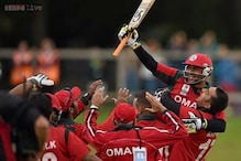 Oman qualify for World Twenty20 for first time