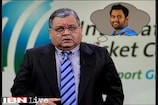 N Srinivasan react's after his IPL team is banned