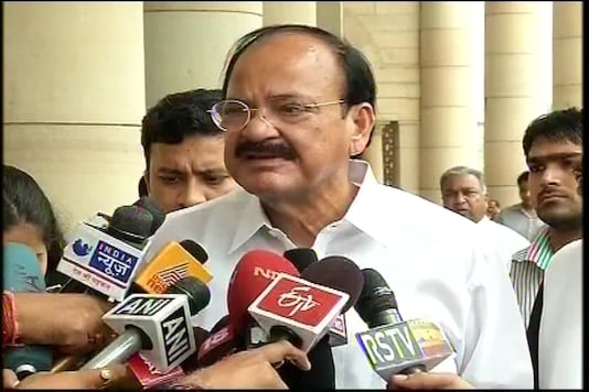 Venkaiah Naidu's flight ticket cancelled at 11th hour, travels by road in France