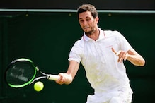 Wildcard James Ward joins Andy Murray in Wimbledon third round