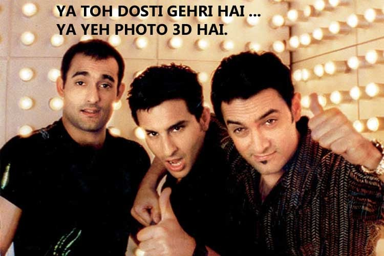 Happy Friendship Day 10 Popular Bollywood Dialogues On Friendship
