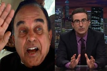 Porn ban brings John Oliver and politician Subramanian Swamy in one frame!