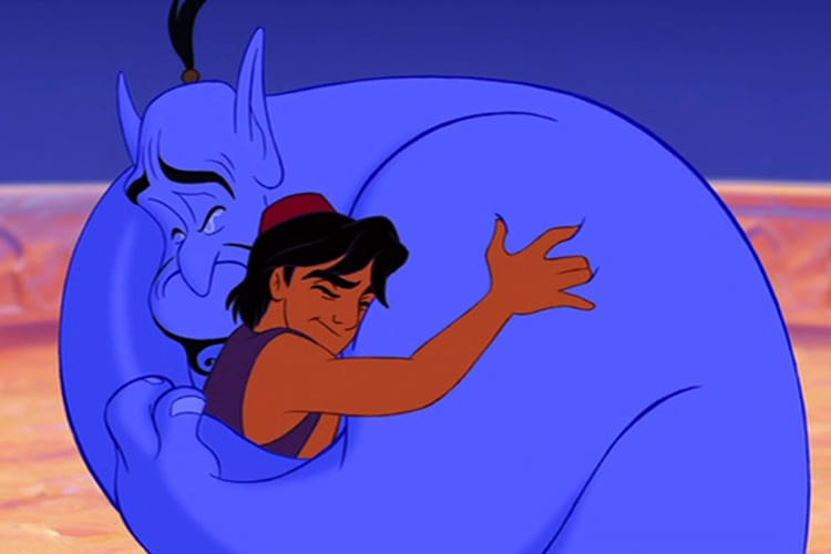 Robin williams Aladdin