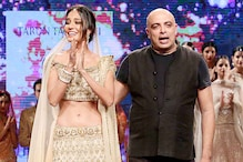 Preview: Tarun Tahiliani at Lakme Fashion Week W/F 2015; here's an exclusive interview