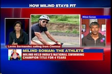 How Milind Soman stays fit at 50 years of age?