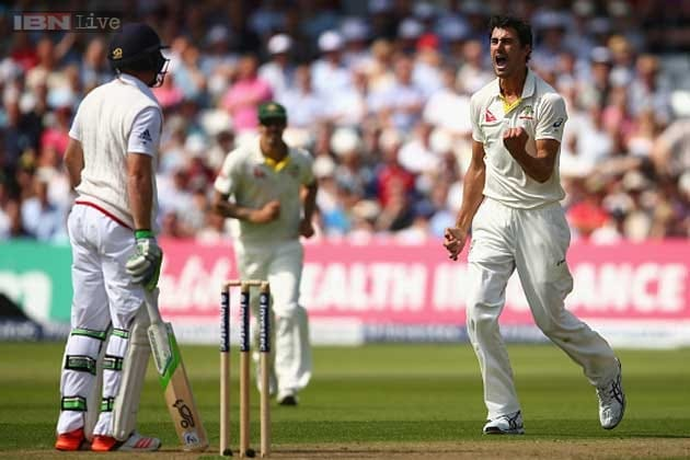 Ashes 2015: Broad tames Australia to open fourth Test