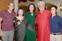 Farhan Akhtar, Nandita Das attend Om Puri's son Ishaan's birthday bash