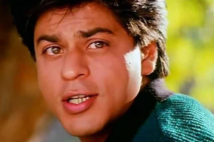 Image result for srk in dil se