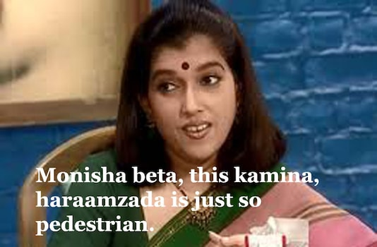 15 most brutal insults that Maya hurled at her daughter-in-law in 'Sarabhai vs Sarabhai'
