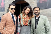 Kangana Ranaut, Anil Kapoor, Sonam Kaoor and Imran Khan attend the opening of Indian Film Festival of Melbourne