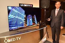 LG launches the world's first 4K OLED TVs in India at Rs 3.84 lakh onwards