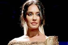 IBFW: Lisa Hayden sets the ramp on fire for Tarun Tahiliani