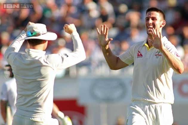 Ashes 2015: England vs Australia, 5th Test, Day 2