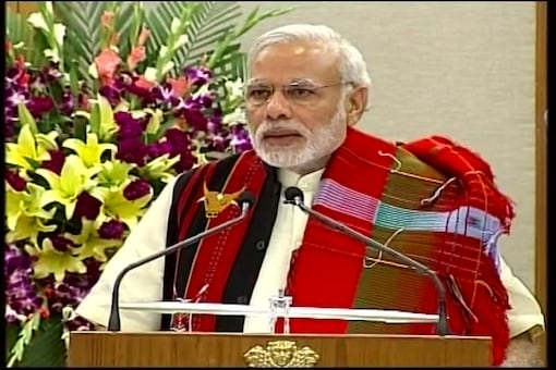 PM Modi promises to consult North East states on Naga accord details