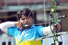 India's Rajat Chauhan settles for Silver at World Archery Championships