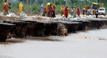 Inconsistent rains recorded throughout Rajasthan