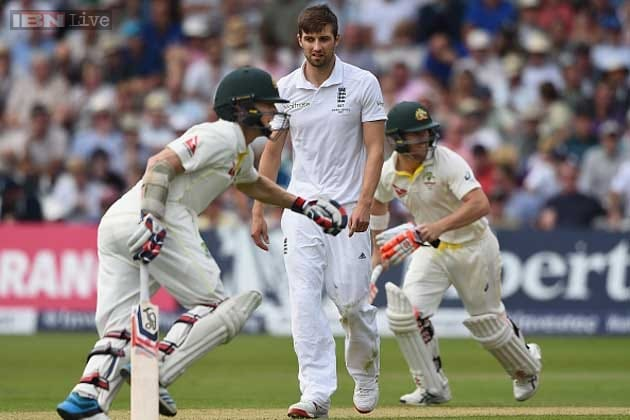 Ashes 2015: England vs Australia, 5th Test, Day 1