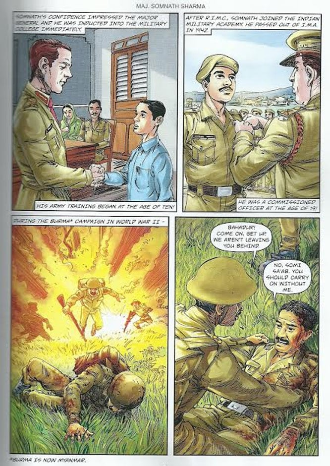 This Independence day, Amar Chitra Katha brings alive the