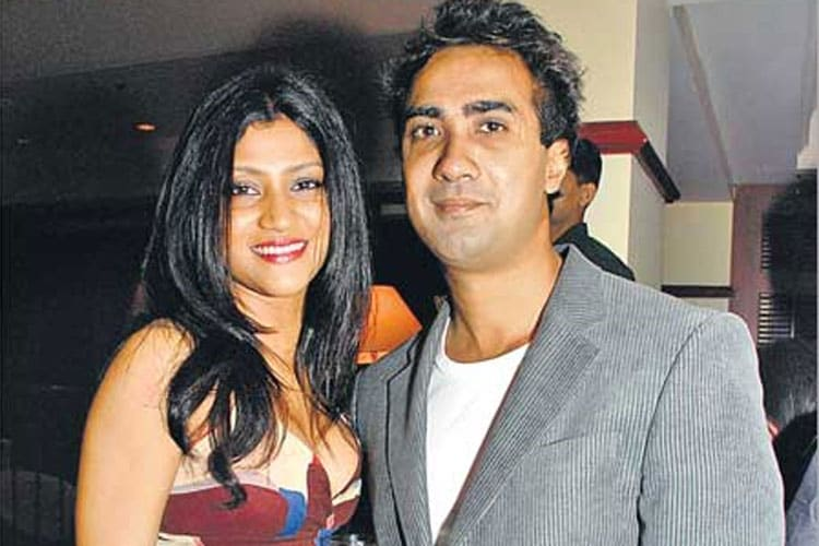 Image result for Ranvir Shorey and Konkona Sen Sharma