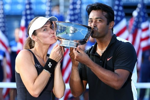 Leander Paes wins 17th Grand Slam title at the US Open