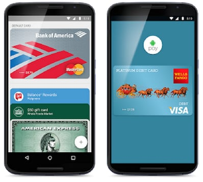 Tap-and-pay services continue to expand gradually