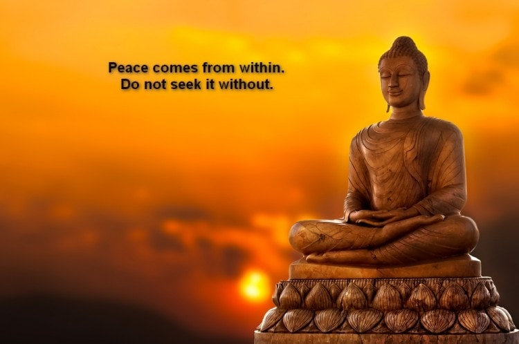 15 teachings of Lord Buddha that will help you live a better