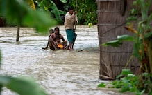 80% of Assam hit by flood, 18 lakh affected in over 1800 villages