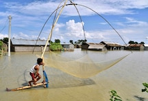 Flood toll in Assam increases to 37, 16.5 lakh affected