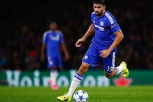 EPL: Courtois expects Costa to continue scoring spree for Chelsea