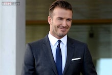 David Beckham as James Bond would be interesting: Sam Smith
