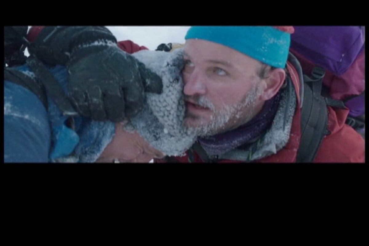 Everest Review The Film Relies Heavily On Awe Special Effects And 3d