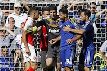 EPL: Arsenal defender Gabriel given one-match ban, fined over Costa incident