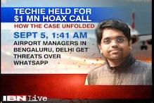 Bengaluru: Bomb hoax caller arrested