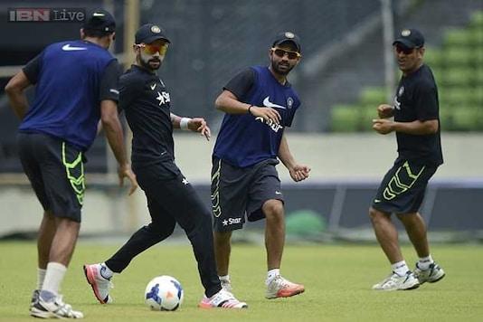 Team India to undergo army-like training before Dharamsala T20