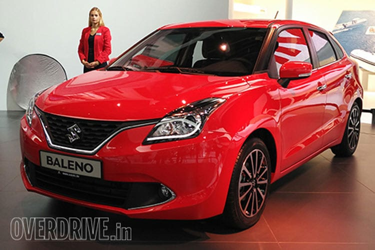 Maruti Suzuki Baleno 4 Variants Of The All New Hatchback Explained
