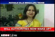 Bengaluru pothole woes: Locals anguished at authorities' apathy over techie's death