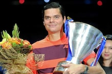 Milos Raonic ends 2015 title drought with St Petersburg triumph