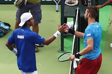Davis Cup: I was mentally ready but maybe not physically, says Vesely after losing to Somdev