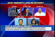From the reaction of the Saudi embassy, it is unlikely they will waive diplomatic immunity: P Chakravarty
