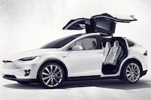 Tesla to recall 2,700 Model X SUVs