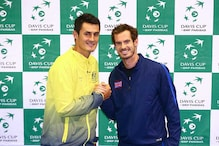 Davis Cup: Britain 1-1 with Australia after wins for Murray and Tomic