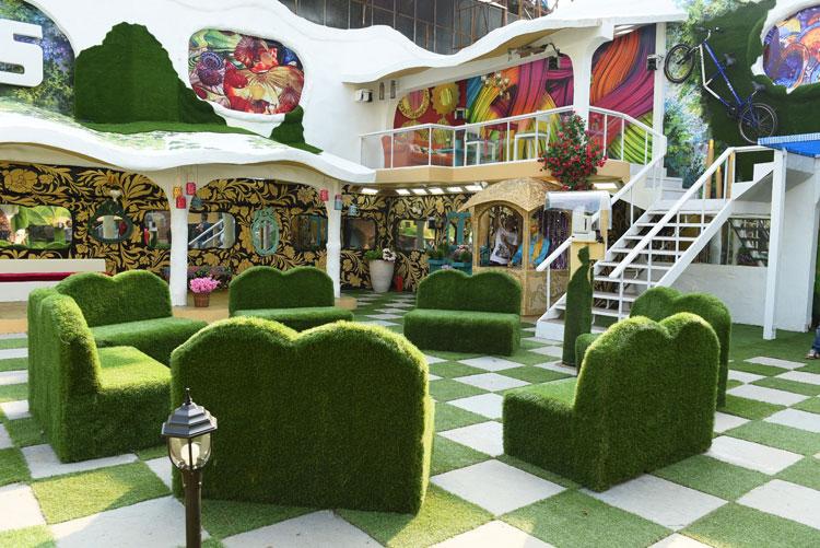 Bigg-Boss-9-House---Garden-Area