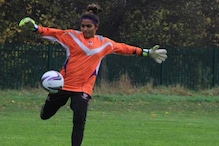 Aditi Chauhan becomes the first Indian to win 'Woman In Football Award'