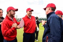 Golf: United States win Presidents Cup