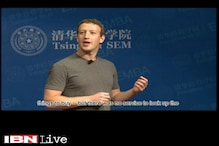 Facebook CEO Mark Zuckerberg's Q&A with IIT students