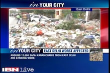 NGT issues notice to Delhi Chief Secretary, MCD over piling garbage on streets