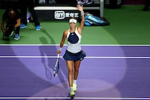Garbine Muguruza outlasts Petra Kvitova to stay perfect in Singapore