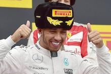 In pics: Russian Grand Prix 2015