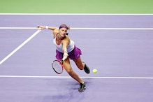 Petra Kvitova beats Lucie Safarova at WTA Finals