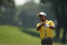 Indian golfer Anirba Lahiri finishes tied 34th as Rory McIlroy wins DP World Tour title